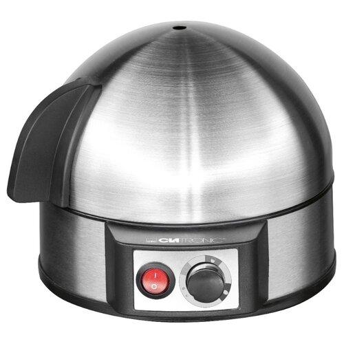 Фото - Яйцеварка Clatronic EK 3321, нержавеющая сталь гриль clatronic kg 3487 нержавеющая сталь черный