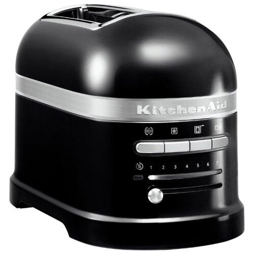 Тостер KitchenAid 5KMT2204EOB, черный
