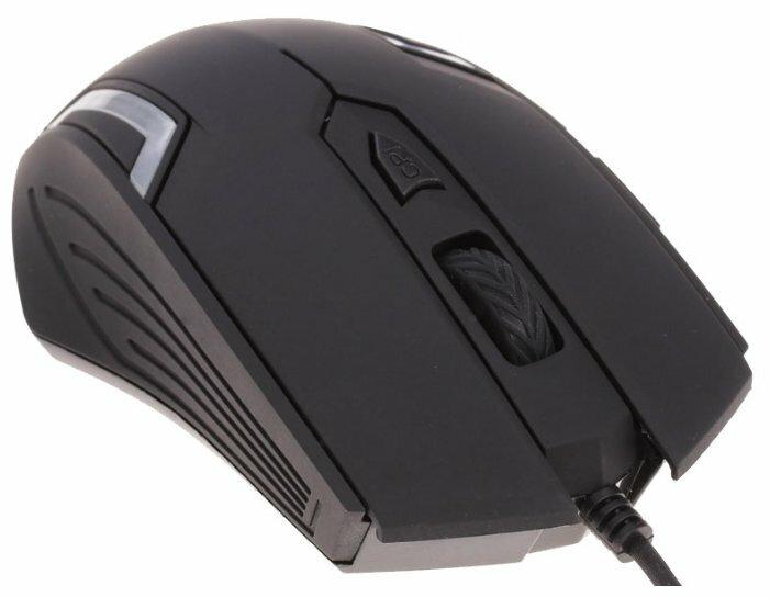 Мышь DEXP CM-802GUB Black USB