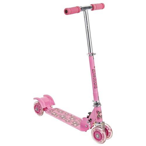 Городской самокат Charming CMS010 розовый