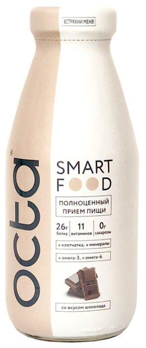 Молочный напиток Octa Шоколад 2.5%, 330 мл