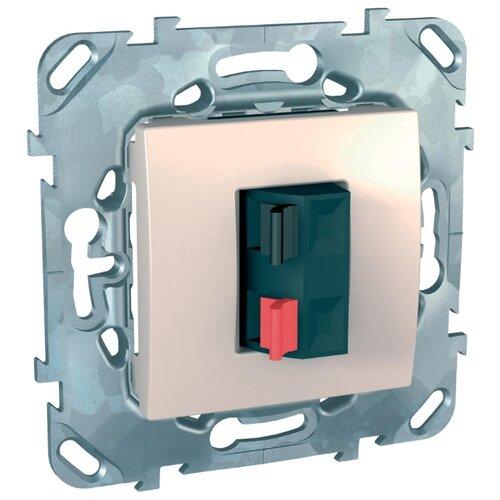 Телекоммуникационная розетка Schneider ElectricMGU5.486.25ZD UNICA