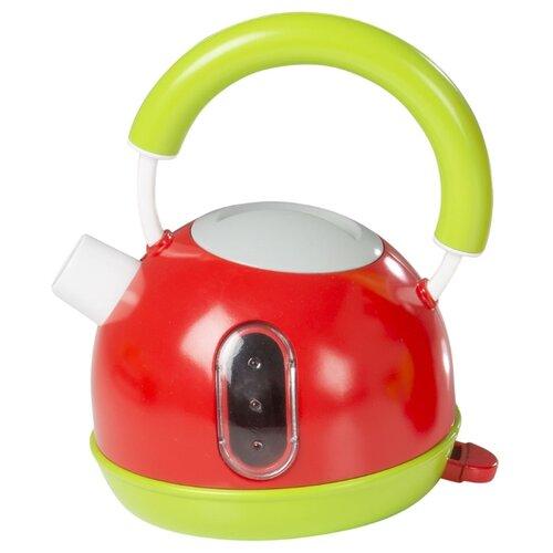 Чайник HTI Smart 1684427 красный/зеленый/белый hti стильный пылесос smart hti