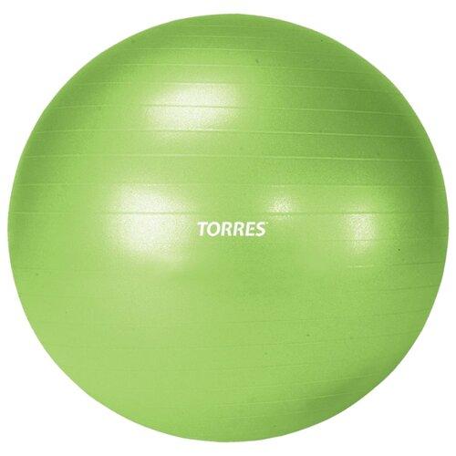 Фитбол TORRES AL100155, 55 см зеленый