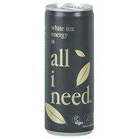 Чай All i need Белый, банка, 0.25 л