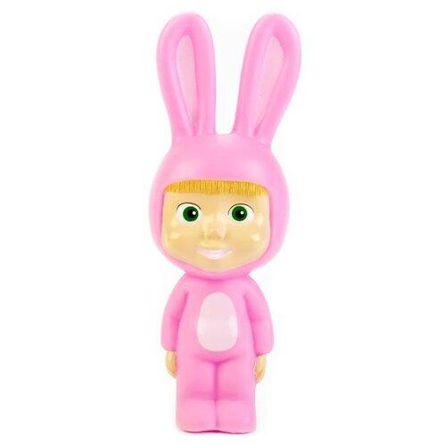 Игрушка для ванной Играем вместе Маша-зайчик (LX-ST1707) розовый, Игрушки для ванной  - купить со скидкой