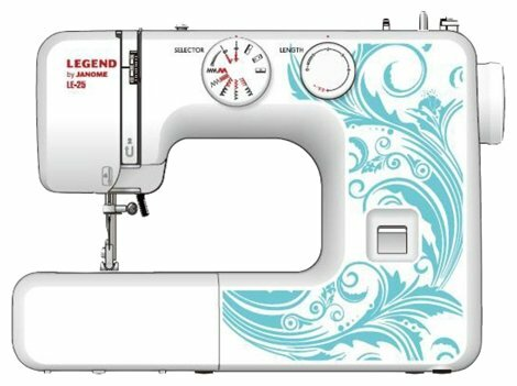 Швейная машина Janome Legend LE 25