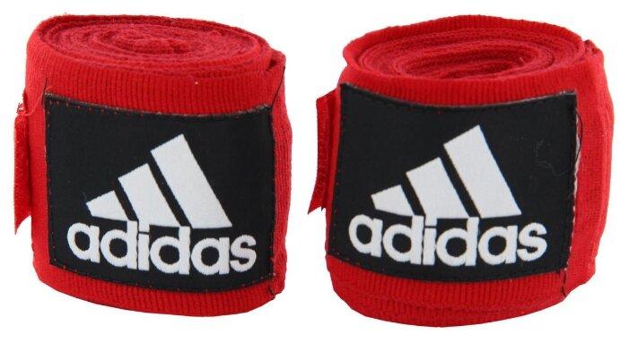 Бинт эластичный Boxing Crepe Bandage красный (длина 4.5 м)