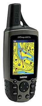 Навигатор Garmin GPSMAP 60CSx