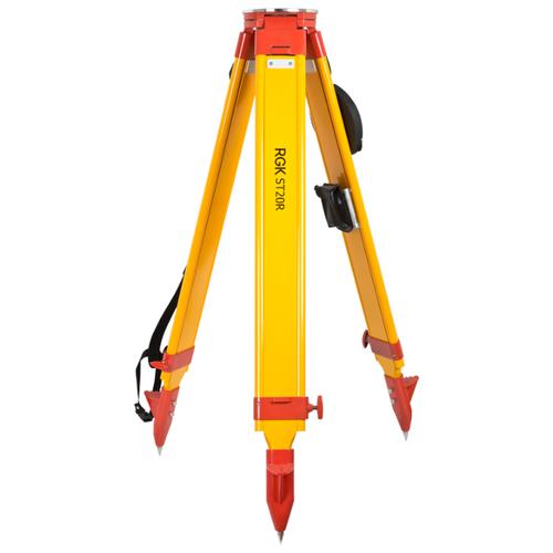 Штатив телескопический RGK ST20R желтый/оранжевый