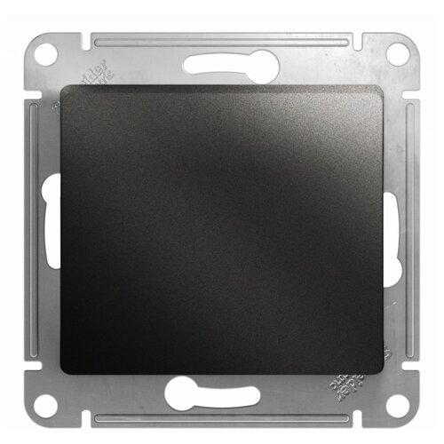 Перекрестный переключатель Schneider Electric GSL000771 GLOSSA, 10 А, черный переключатель schneider electric 22мм 2 позиции черный xb5ad21
