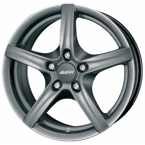 Фото - Колесный диск Alutec Grip 6.5х16/5х112 D57.1 ET33, graphite колесный диск alutec drivex 9 5х21 5х112 d66 5 et53 metal grey