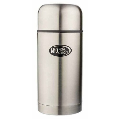Классический термос Biostal NT-1000 (1 л) серебристый
