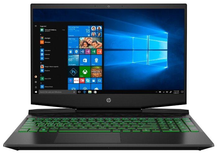 Ноутбук HP Pavilion Gaming 17-cd0016ur 7GL59EA