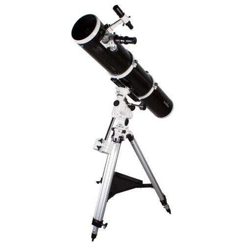 Фото - Телескоп Sky-Watcher BK P15012EQ3-2 черный телескоп sky watcher bk 909az3 черный серый