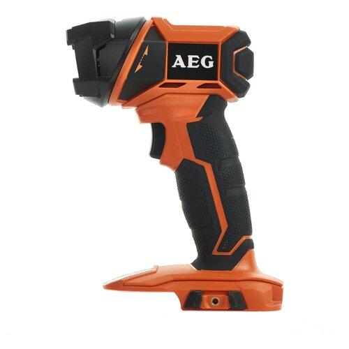 цена на Ручной фонарь AEG FL-18 чёрно-красный