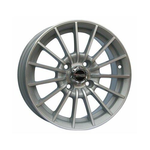 Фото - Колесный диск Tech-Line 532 6x15/4x98 D58.6 ET35 S колесный диск cross street cr 01 6x15 4x98 d58 6 et32 bkf