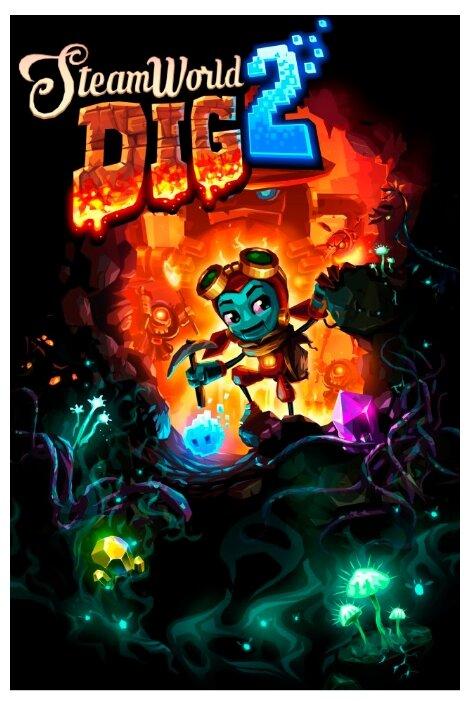Rising Star Games SteamWorld Dig 2