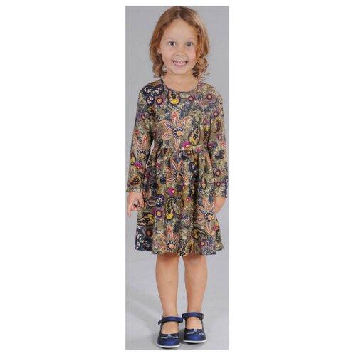 Платье Fleur de Vie размер 92, хаки