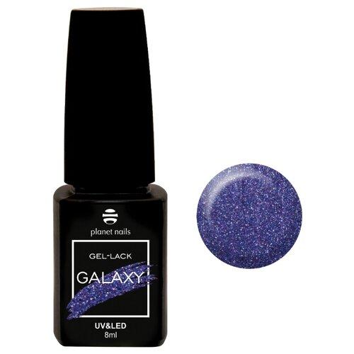 Гель-лак planet nails Galaxy, 8 мл, оттенок 733 Уран