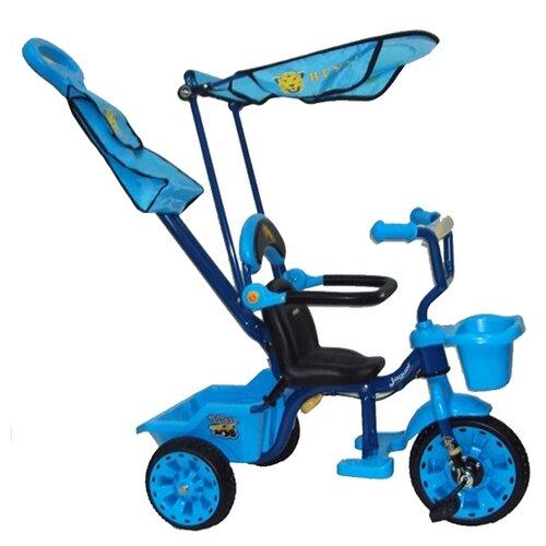 Трехколесный велосипед JAGUAR MS-0577, синий