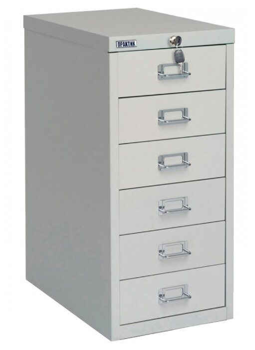 Шкаф архивный ПРАКТИК MDC-A4/650/6
