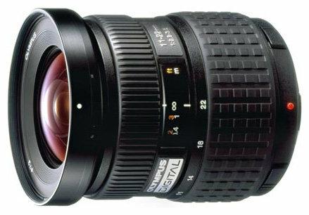 Объектив Olympus 11-22mm f/2.8-3.5