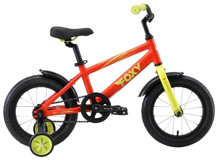 Детский велосипед STARK Foxy 14 (2019)