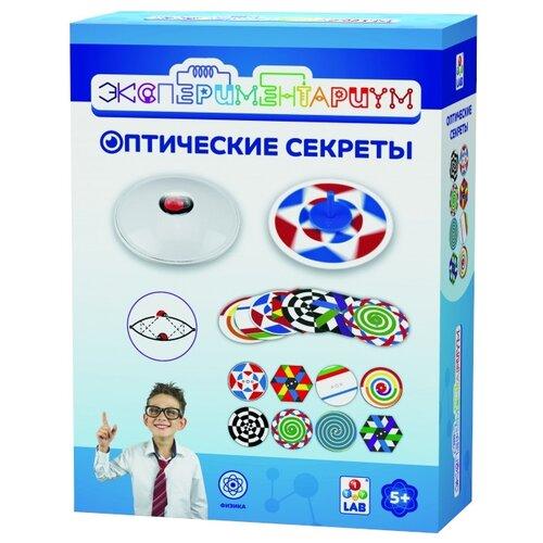 Купить Набор 1 TOY Экспериментариум Оптические секреты, Наборы для исследований