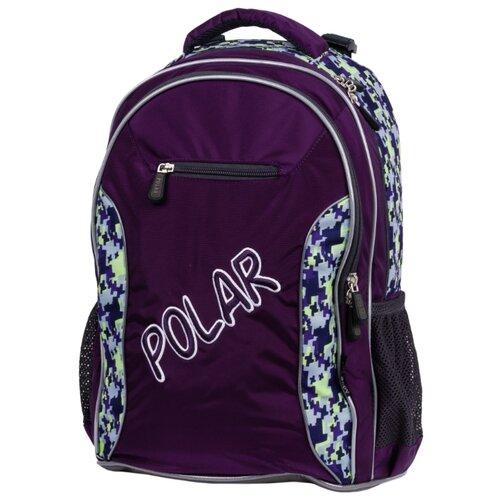 Купить POLAR Рюкзак П0082 фиолетовый, Рюкзаки, ранцы