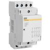 Модульный контактор IEK MKK20-20-40 20А