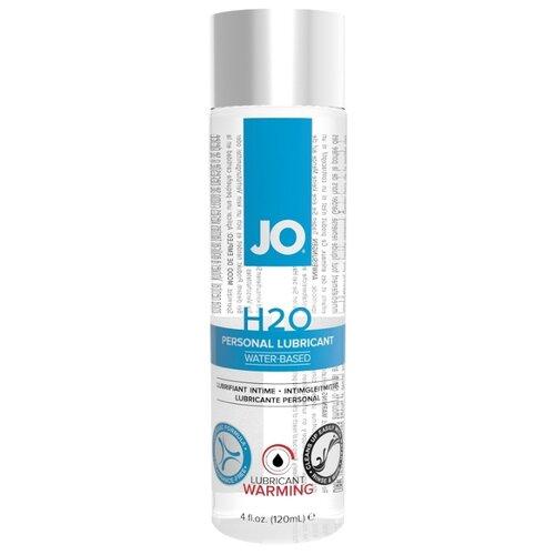 Гель-смазка JO H2O Warming 120 мл флакон