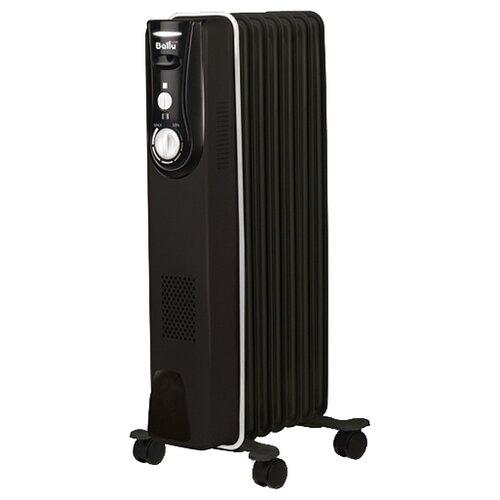 Масляный радиатор Ballu Comfort BOH/MD-07 черный радиатор ballu modern boh md 07bbn 1500