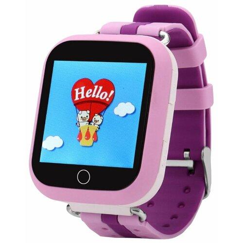 Часы Smart Baby Watch Q100 / GW200S розовый часы wonlex gw200s
