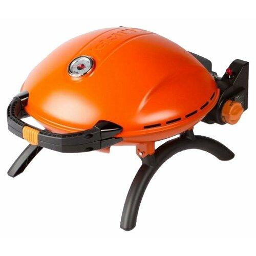 Гриль O-GRILL 800T, оранжевый гриль акустический waterfall elora grill white