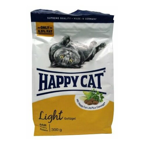 Сухой корм для кошек Happy Cat Supreme, профилактика избыточного веса 300 г