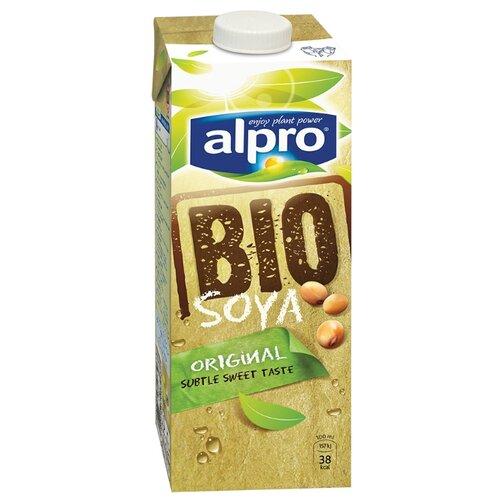 Соевый напиток alpro BIO 1.8%, 1 л