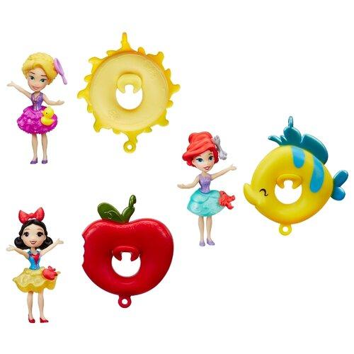 Купить Кукла Hasbro Disney Princess Маленькое королевство с кругом, 7.5 см, B8966, Куклы и пупсы