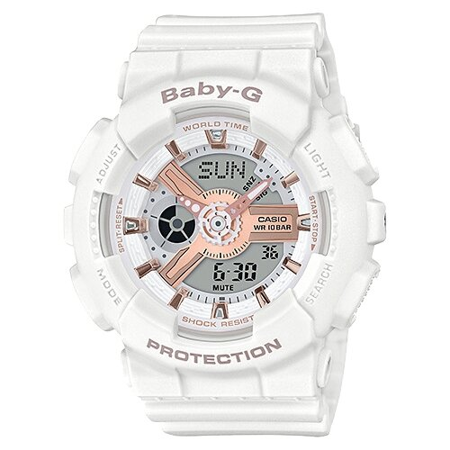 Наручные часы CASIO BA-110RG-7A наручные часы casio analog lth 1060l 7a