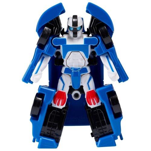 Купить Трансформер YOUNG TOYS Tobot Mini Athlon Beta 301063 синий, Роботы и трансформеры