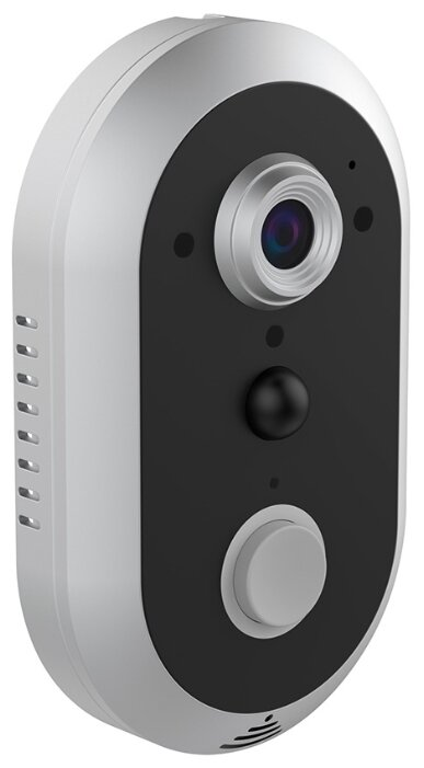 Купить Домофон (переговорное устройство) Rubetek RV-3430 серый (дверная станция) по низкой цене с доставкой из Яндекс.Маркета (бывший Беру)