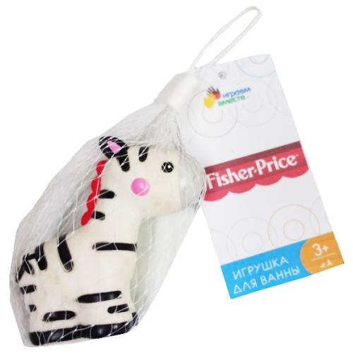 Фото - Игрушка для ванной Играем вместе Зебра (ST7-2) белый/черный игрушка для ванной играем вместе смешарики бараш lxst40r сиреневый