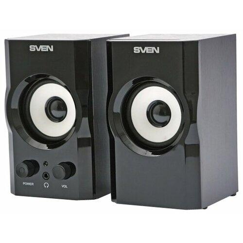 цена на Компьютерная акустика SVEN SPS-605 черный