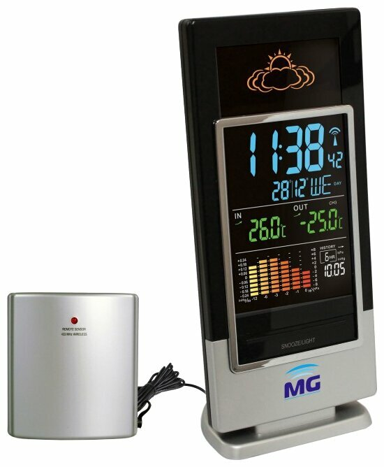 Метеостанция Meteo guide MG 01307 фото 1