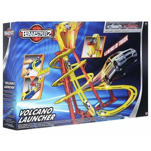 Трек HTI Teamsterz Volcano Launcher трек hti teamsterz rapid fire 5