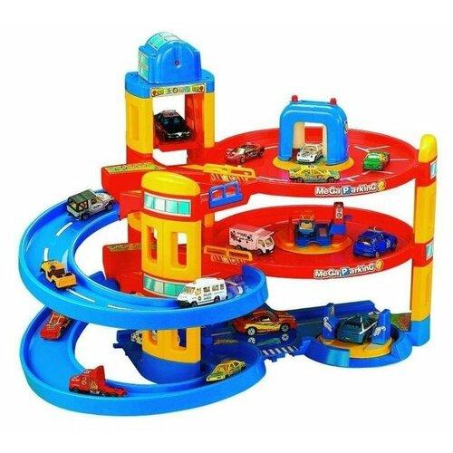 Купить Нордпласт Мега паркинг 431221, Детские парковки и гаражи