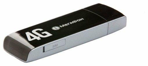 Модем USB 4G E392 Мегафон