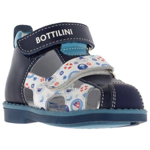 Сандалии Bottilini размер 22, 2 синийОбувь для малышей<br>