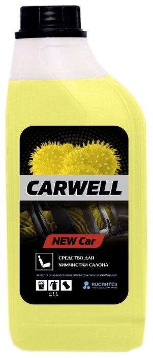 Carwell Концентрат для обработки салона автомобиля New Car, 1 л