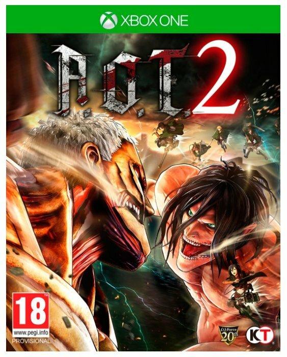 KOEI TECMO GAMES A.O.T. 2